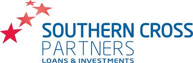 A Southerncross logo.